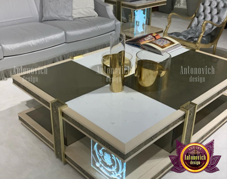 Creatively Exclusive Furniture from Luxury Antonovich Home by Luxury Antonovich Design