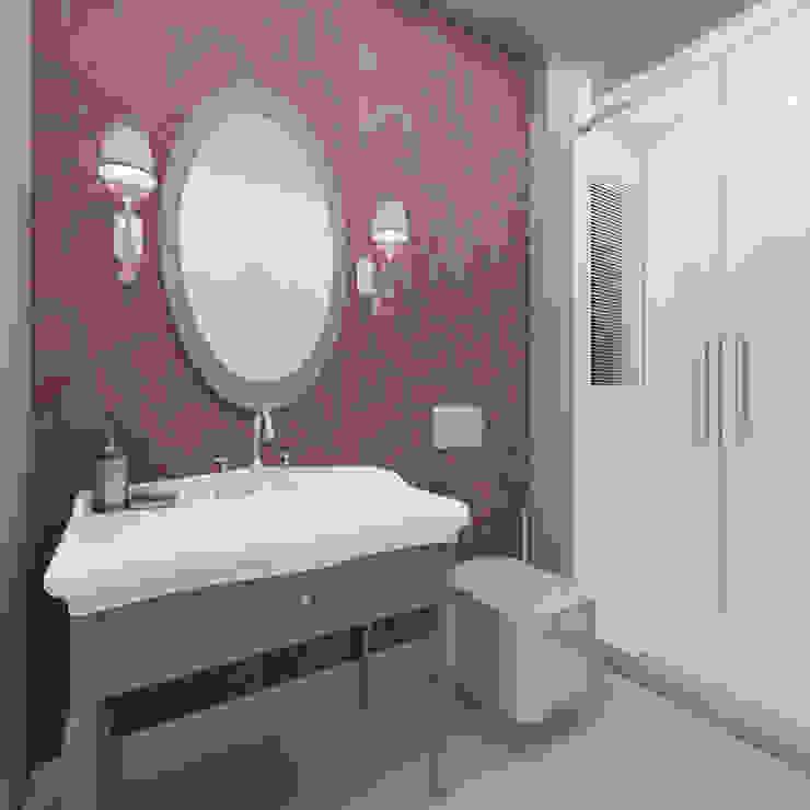Girl Bathroom / Hayat Villas Modern bathroom by Sia Moore Archıtecture Interıor Desıgn Modern Ceramic
