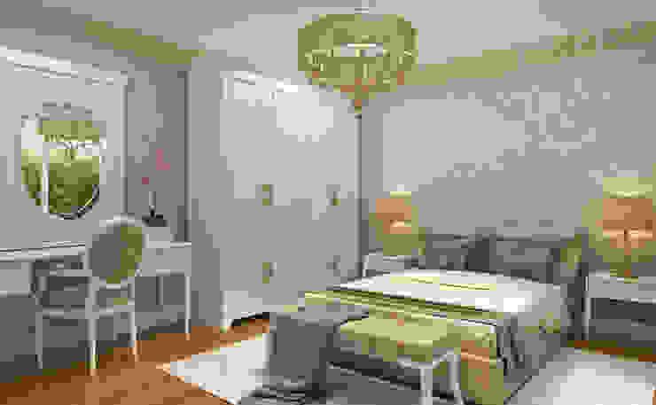 Guest Bedroom - 1 / Hayat Villas by Sia Moore Archıtecture Interıor Desıgn Modern Solid Wood Multicolored