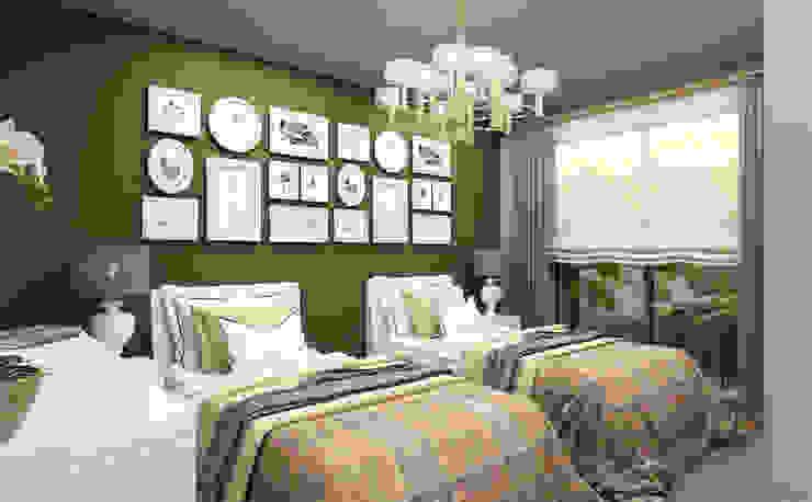 Guest Bedroom - 2 / Hayat Villas by Sia Moore Archıtecture Interıor Desıgn Modern Solid Wood Multicolored