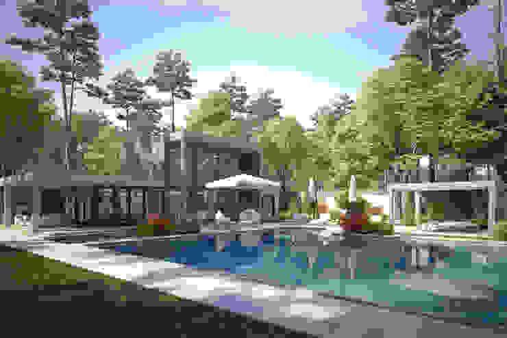 Yazlık Ev / Kaş Villa Sia Moore Archıtecture Interıor Desıgn Modern Beton