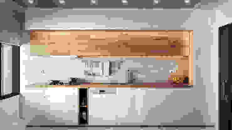 Beta İç Mimarlık – SLD Evi:  tarz Mutfak