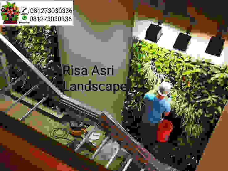 tukang vertikal garden green wall di surabaya Oleh cv. riasla