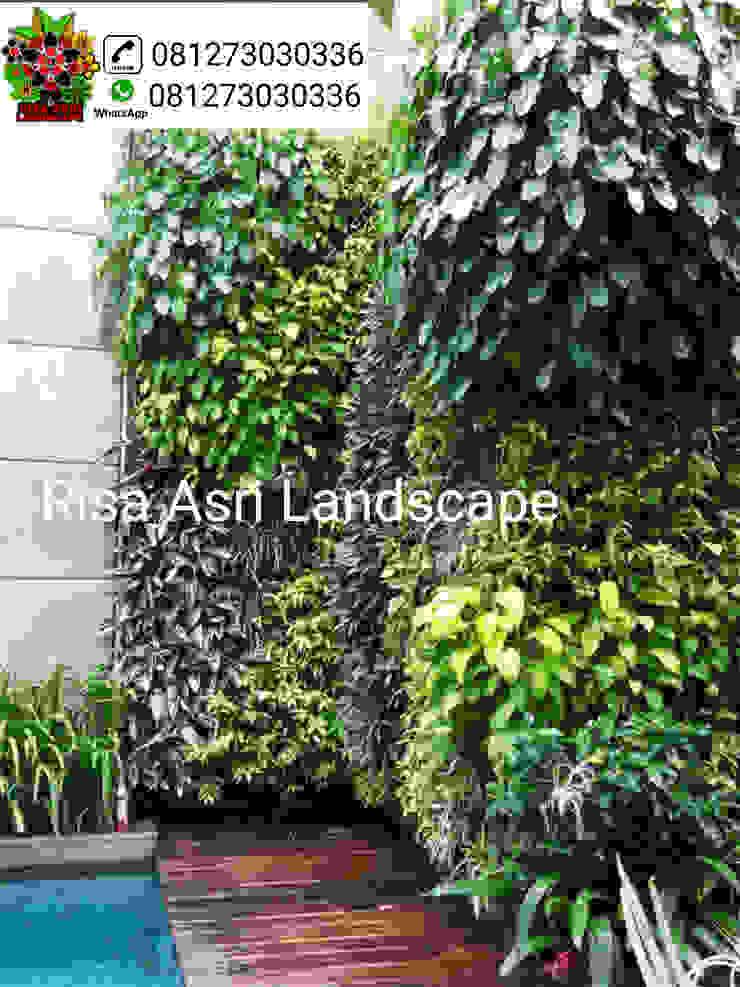 jasa pembuatan vertical garden , taman vertikal di surabaya Oleh cv. riasla