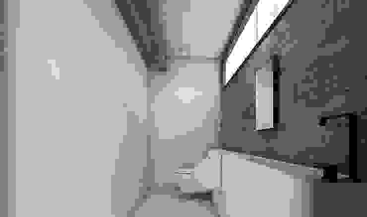 Metaphor Design Studio ห้องน้ำ White