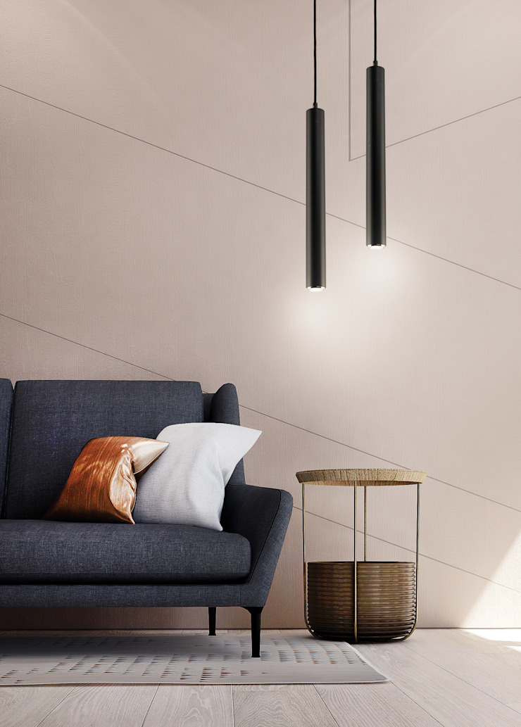 Desio Modern Brass Single Ceiling Pendant Light Led Gold Black Nickel de Luxury Chandelier Moderno Cobre/Bronce/Latón