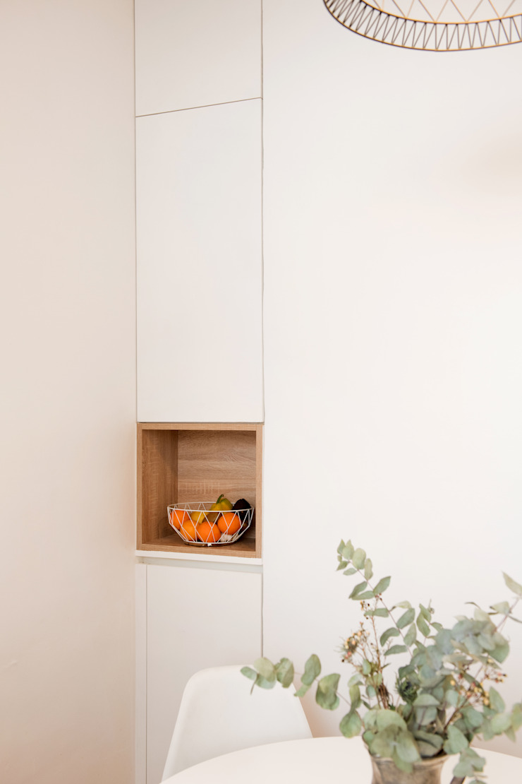 Camille BASSE, Architecte d'intérieur Moderne Küchen