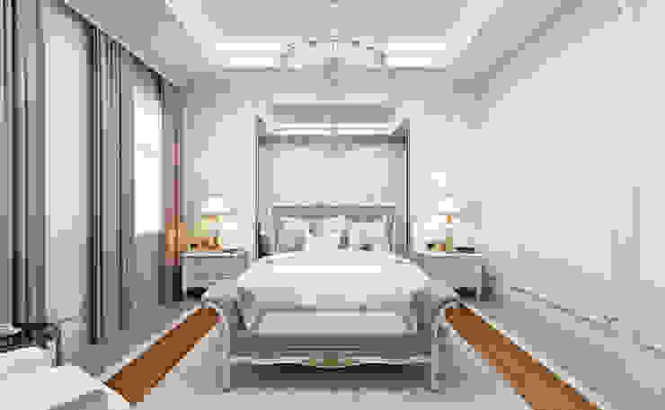 Master Bedroom - 3 / Majidi Palace by Sia Moore Archıtecture Interıor Desıgn Eclectic Solid Wood Multicolored