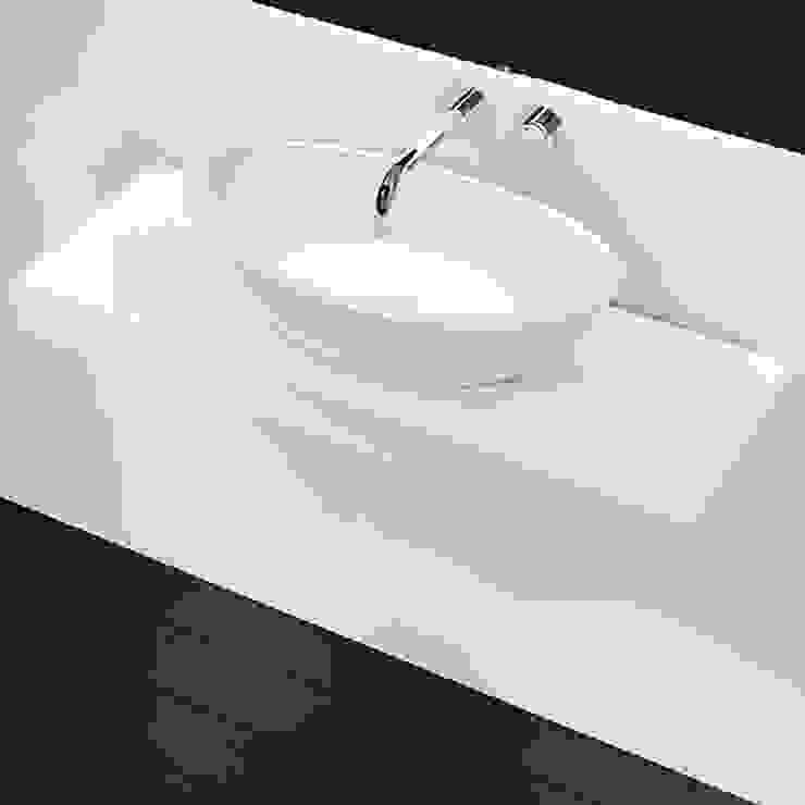 Bathroom oleh Badeloft GmbH - Hersteller von Badewannen und Waschbecken in Berlin