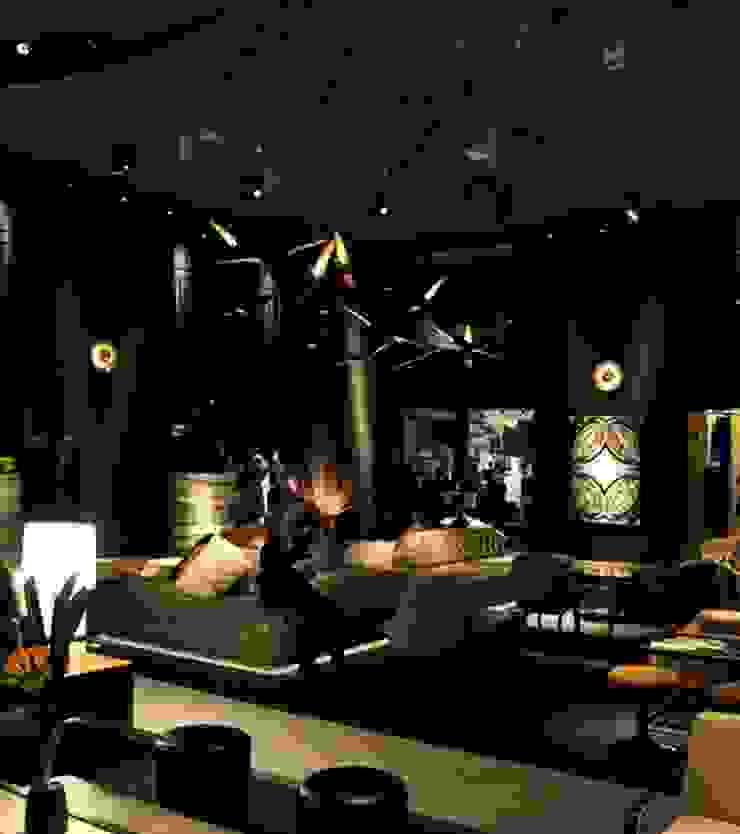 PARAMOUNT HOTEL, NYC by DelightFULL Modern Copper/Bronze/Brass