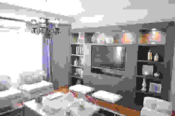 Modern living room by Estudio Nicolas Pierry Modern