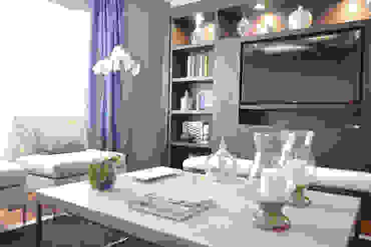 Eclectic style living room by Estudio Nicolas Pierry Eclectic
