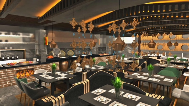 3d Interiors:  Hotels by Design Cell Int,