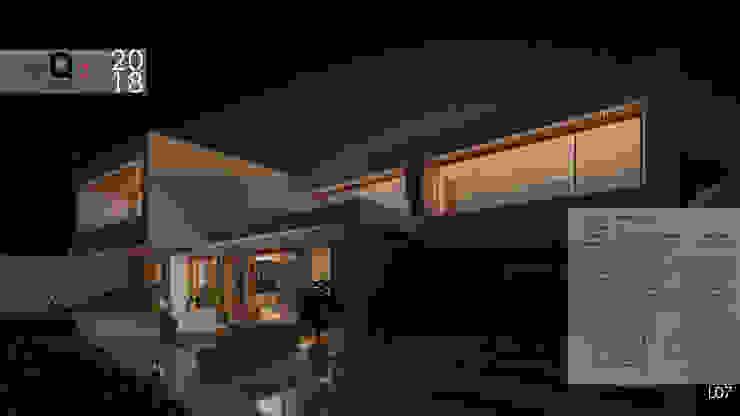 Mediterranean style house by ARQD spa Mediterranean Reinforced concrete