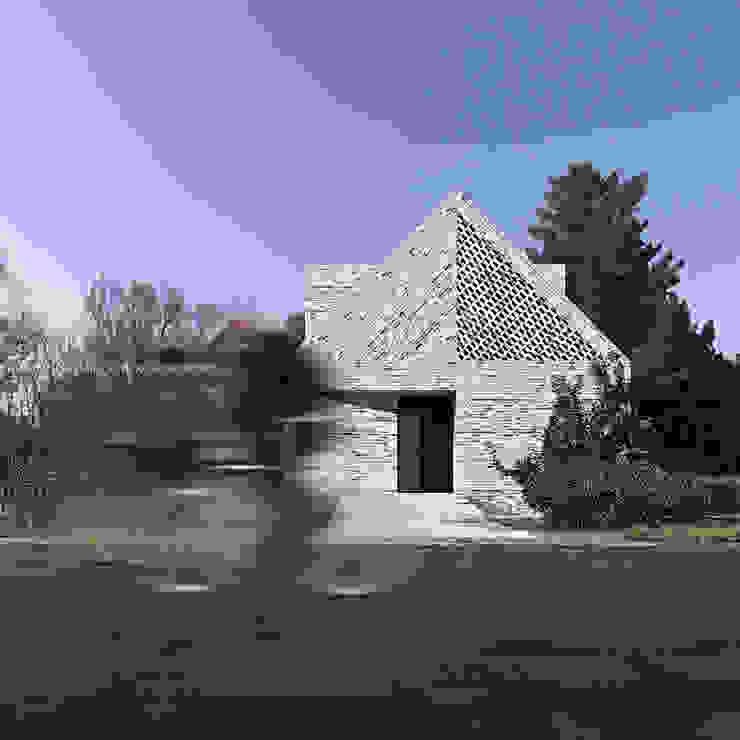 Dom kujawski od ANIEA Andrzej Niegrzybowski architekt