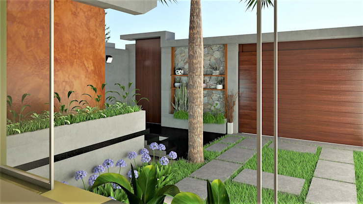 Remodelación - Casa Lozano: Casas pequeñas de estilo  por Corporación Siprisma S.A.C, Minimalista