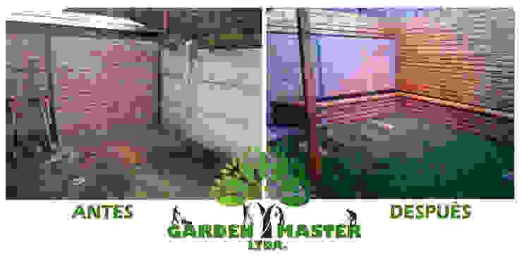 por Garden master limitada Moderno