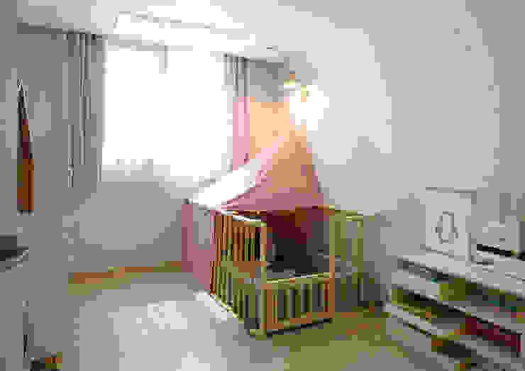 Kid's room 2-1 | 수원 영통 아이파크 캐슬 34py 새아파트 홈스타일링 모던 스타일 쇼핑 센터 by 홈리에종 모던