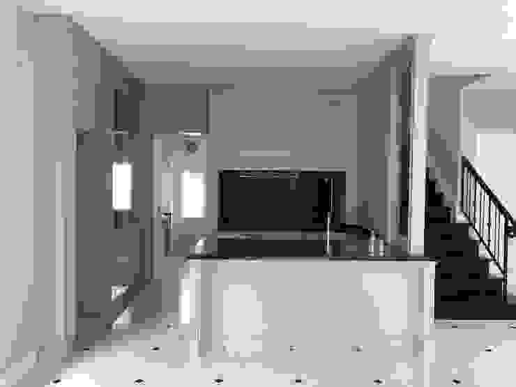 Ban Nantawan UpMedio Design Modern kitchen