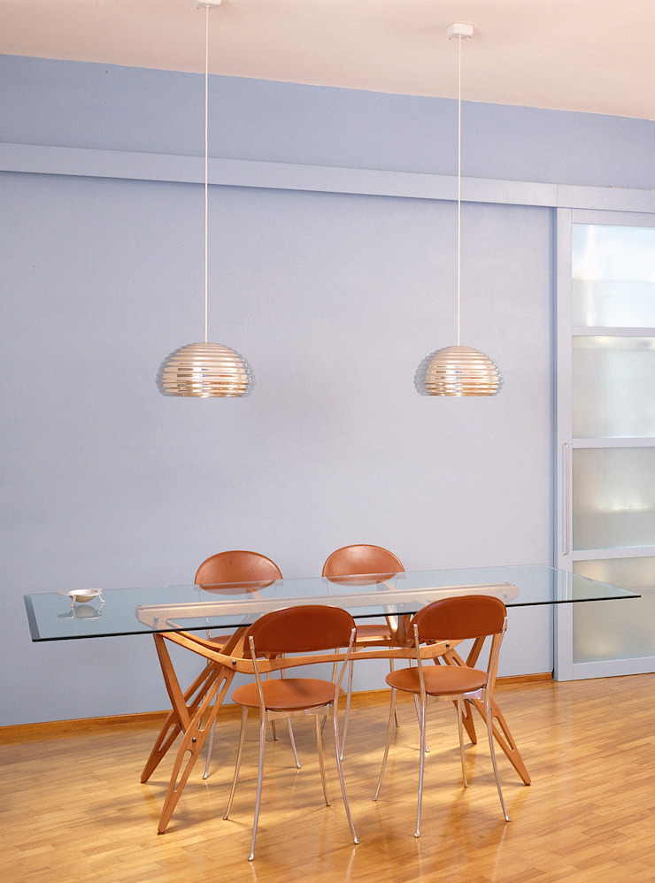 Dettagli dell'arredo Scaglione Workshop architettura e design SoggiornoAccessori & Decorazioni