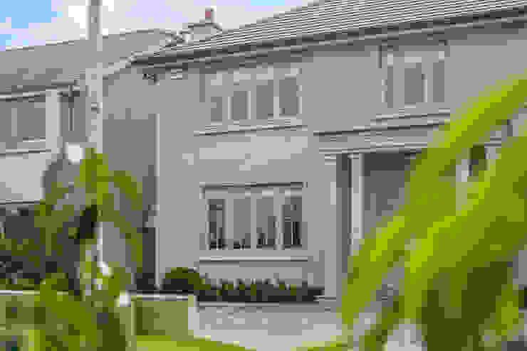 Victorian Style Casement Windows Marvin Windows and Doors UK Windows & doors Windows Kayu Grey