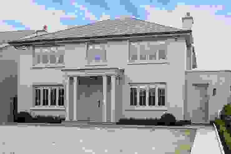 Victorian Style Home Marvin Windows and Doors UK Windows & doors Windows Kayu Grey