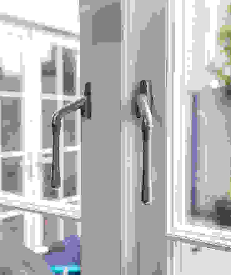 Decorative Casement Hardware Marvin Windows and Doors UK Windows & doors Doors Kayu Grey