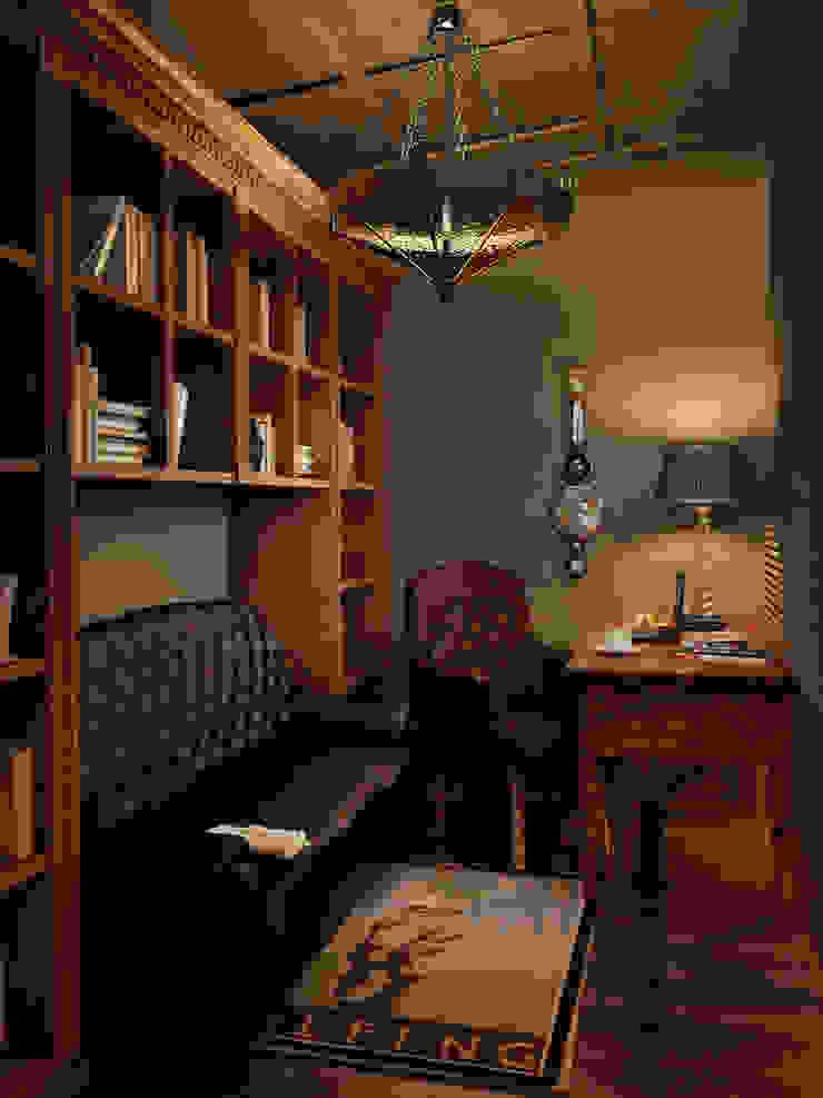 Klassische Arbeitszimmer von Irina Yakushina Klassisch
