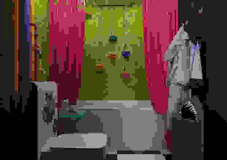 Ausgefallene Badezimmer von Irina Yakushina Ausgefallen
