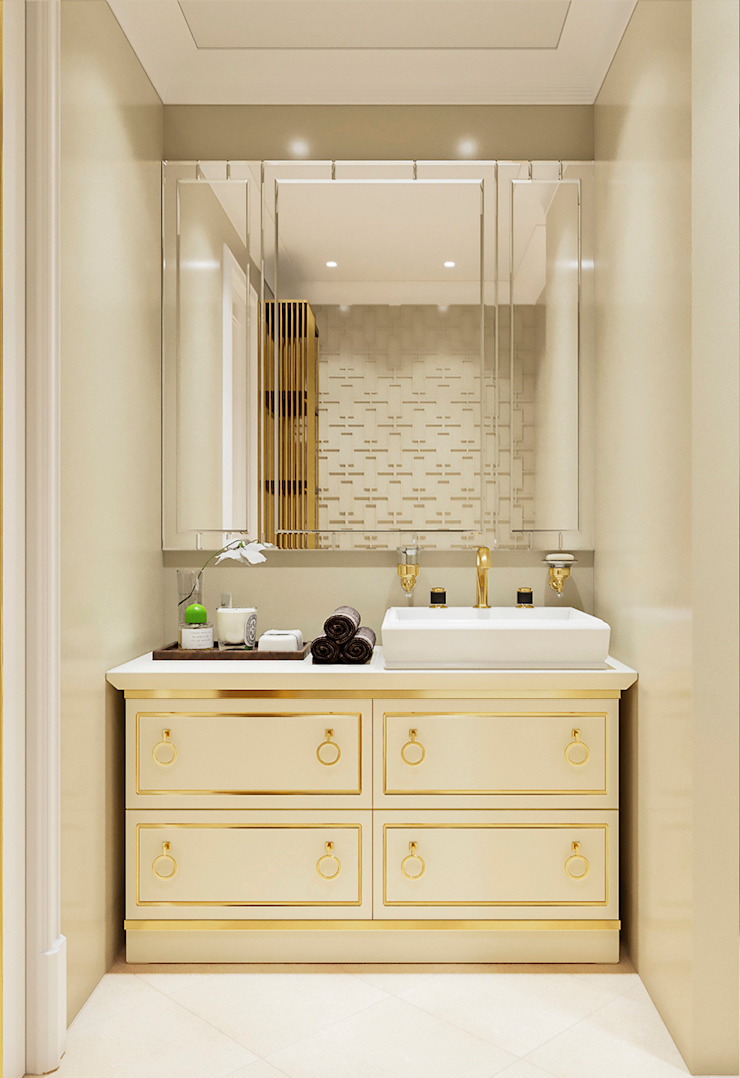 COD Design Classic style bathroom