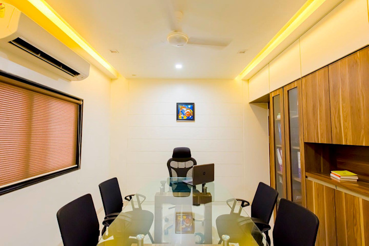 Residential Interior Designers In Pune, Commercial Interior Designers In Pune Olive Interiors 室內景觀 竹 Yellow
