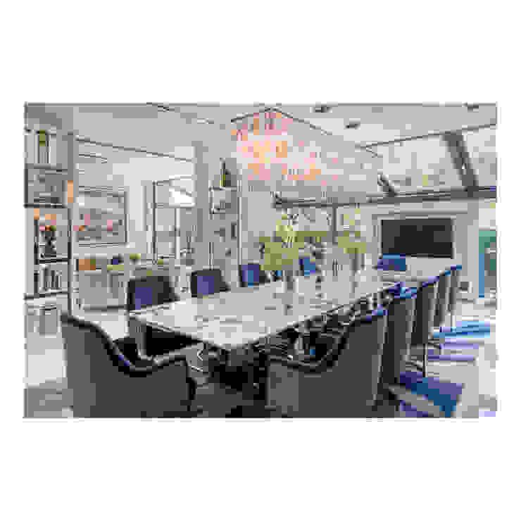 Thaan Studio Salas de jantar modernas