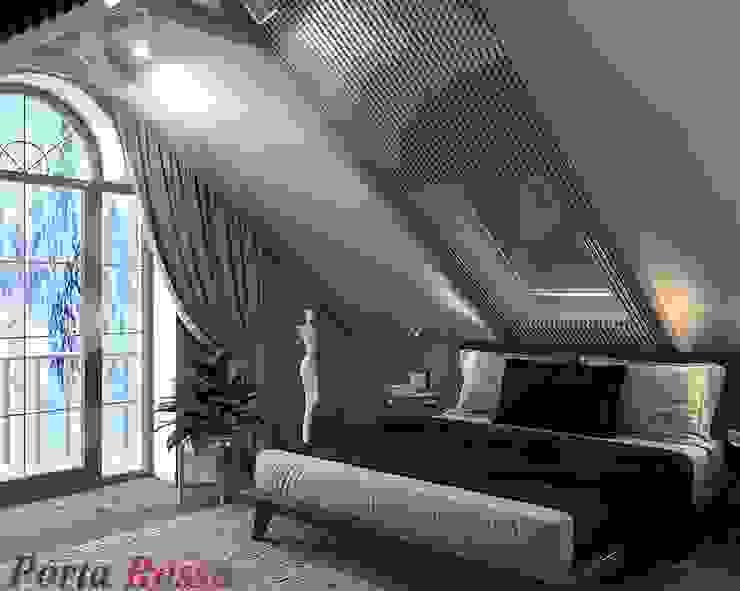 Приватный будинок в с. Забір'я by Дизайн студія 'Porta Rossa' Скандинавський