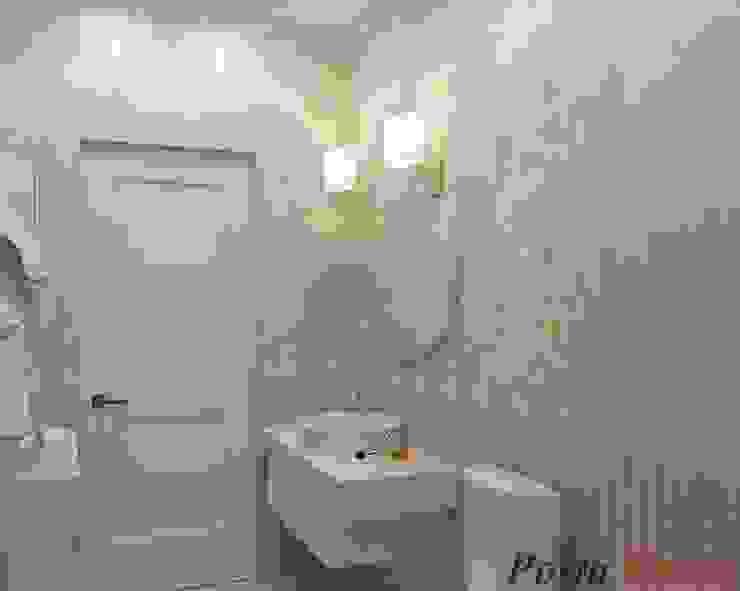 Scandinavian style bathroom by Дизайн студія 'Porta Rossa' Scandinavian