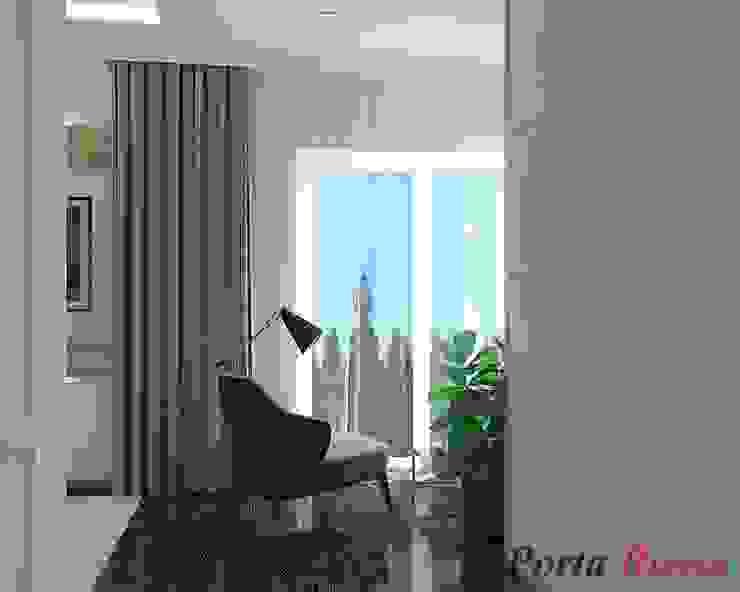 Dormitorios de estilo clásico de Дизайн студія 'Porta Rossa' Clásico