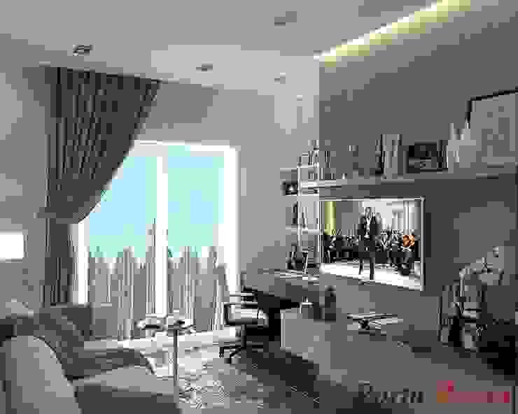 Estudios y despachos de estilo clásico de Дизайн студія 'Porta Rossa' Clásico