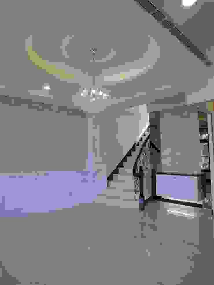 彰化室內設計-李公宅 根據 蕊茵室內設計裝潢工程 北歐風 大理石