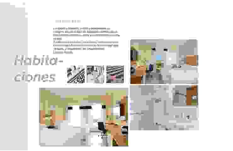 Hotel Four Points Cancún Hoteles de estilo tropical de Andrea Loya Tropical