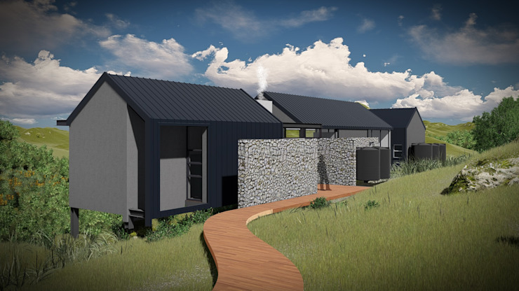 Juan Pretorius Architecture PTY LTD Scandinavian style houses