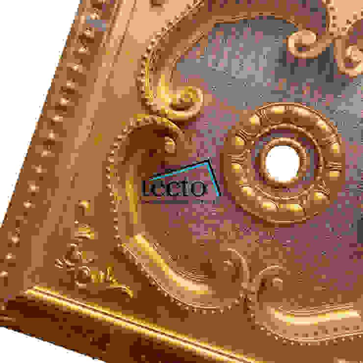 Hiasan Lampu Plafon 60 Cm x 60 cm ID-60-S03 Lamplate - Dome Plafon Oleh Tecto Plafon Klasik Plastik