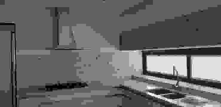 Cocina Cocinas de estilo moderno de Constructora CYB Spa Moderno