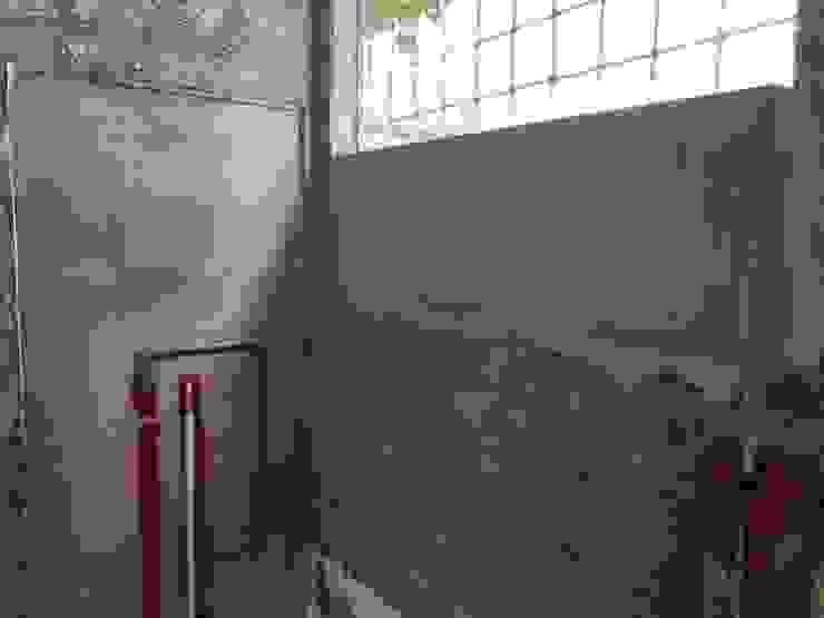 浴室的牆壁 根據 寶瓏室內裝修有限公司