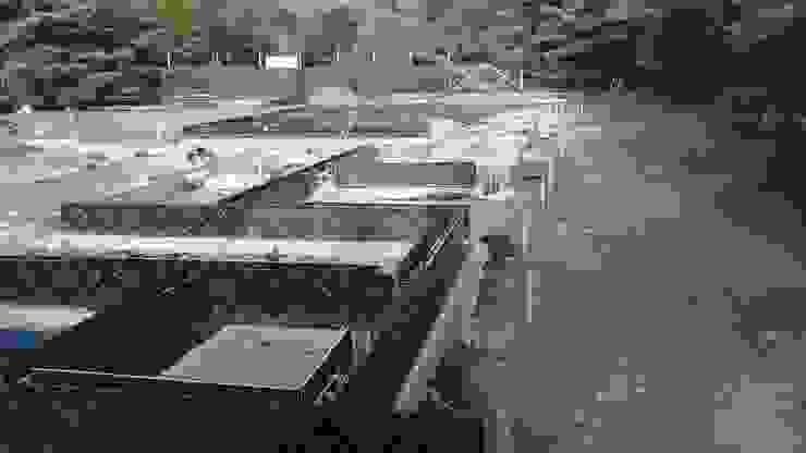 Cimientos de Constructora CYB Spa Mediterráneo