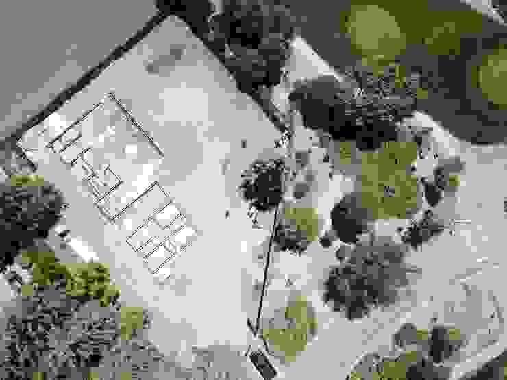 Vista de dron de Constructora CYB Spa Mediterráneo
