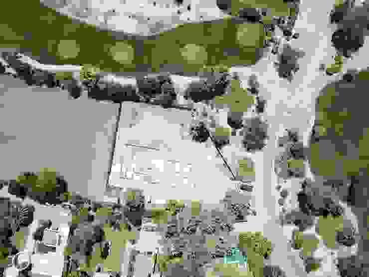 Vista aerea de Constructora CYB Spa Mediterráneo