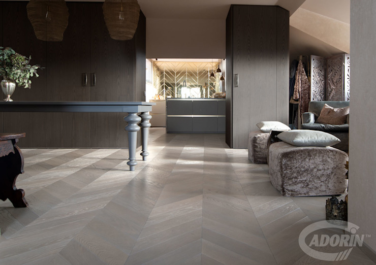von Cadorin Group Srl - Italian craftsmanship Wood flooring and Coverings Ausgefallen Holz Holznachbildung