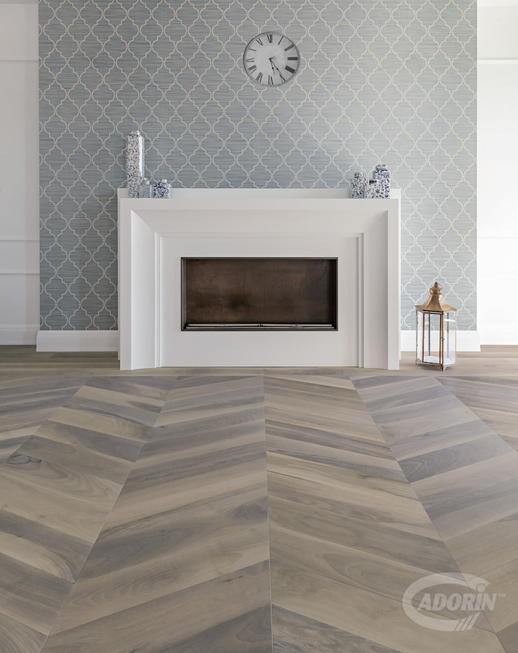 Cadorin Group Srl - Italian craftsmanship production Wood flooring and Coverings Living room