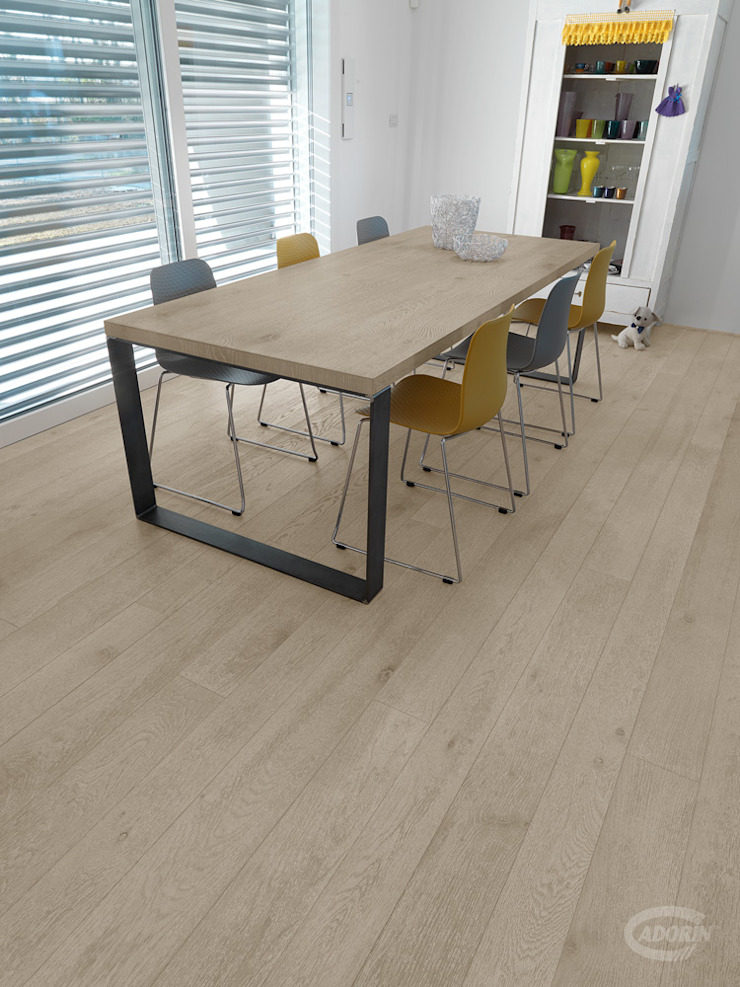 Cadorin Group Srl - Italian craftsmanship production Wood flooring and Coverings Modern Kitchen Wood