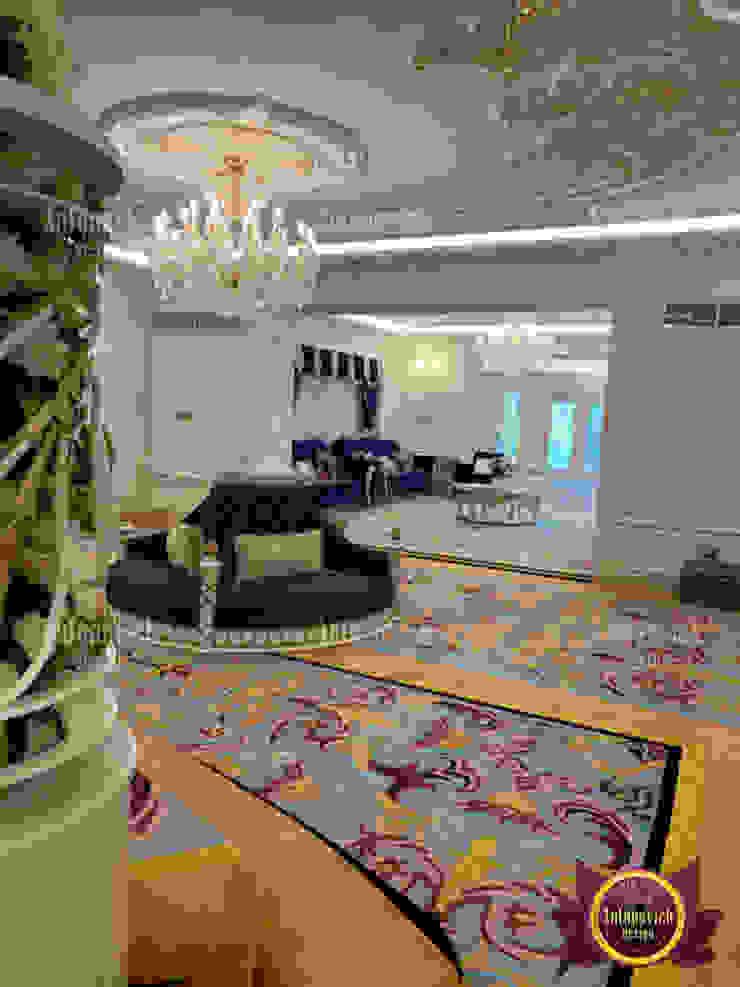 Exclusive Elegant Interior Design Service by Luxury Antonovich Design