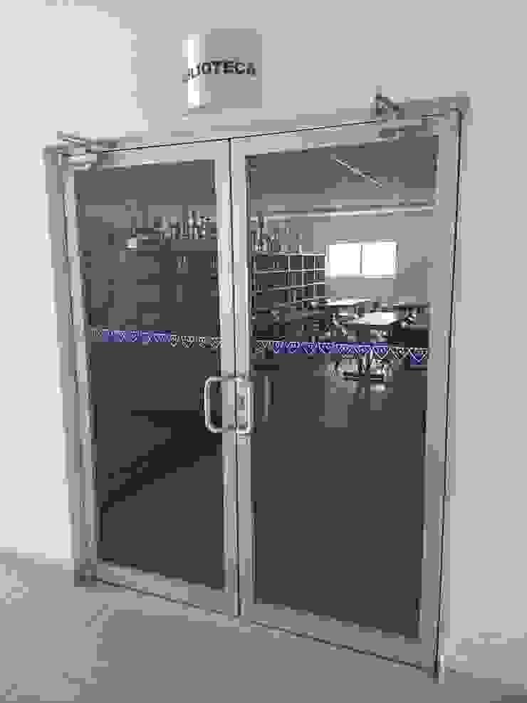vertikal Classic style doors Aluminium/Zinc Grey
